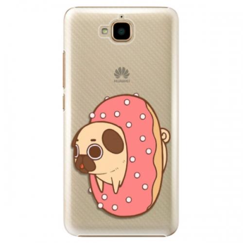 Plastové pouzdro iSaprio - Dog 04 - Huawei Y6 Pro