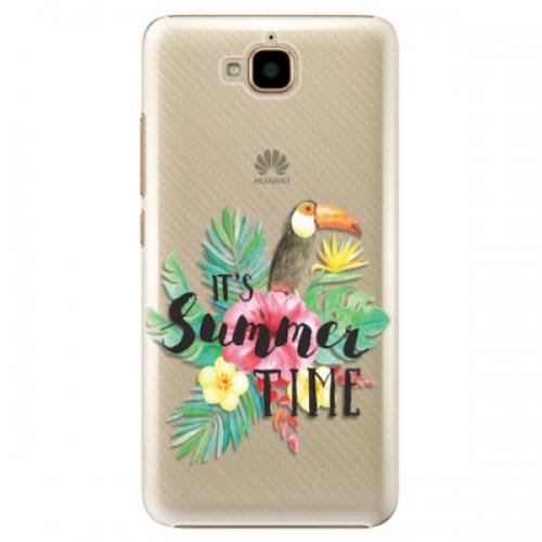 Plastové pouzdro iSaprio - Summer Time - Huawei Y6 Pro