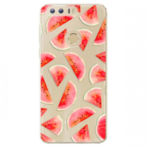Plastové pouzdro iSaprio - Melon Pattern 02 - Huawei Honor 8