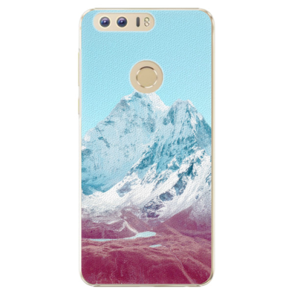 Plastové pouzdro iSaprio - Highest Mountains 01 - Huawei Honor 8