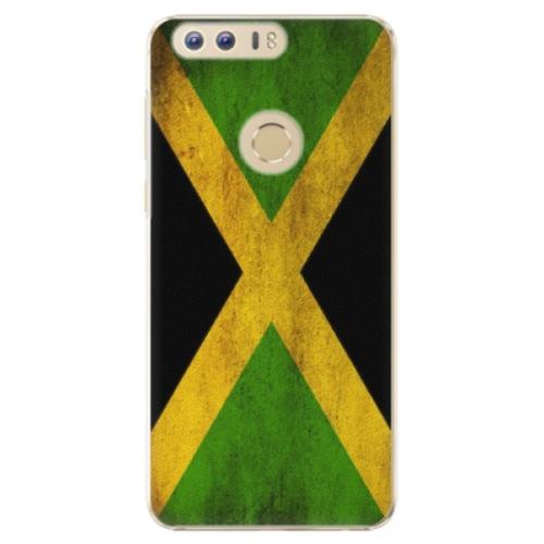 Plastové pouzdro iSaprio - Flag of Jamaica - Huawei Honor 8