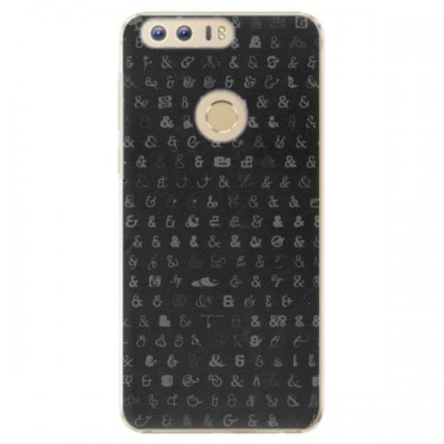 Plastové pouzdro iSaprio - Ampersand 01 - Huawei Honor 8