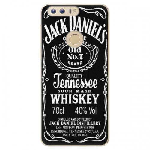 Plastové pouzdro iSaprio - Jack Daniels - Huawei Honor 8