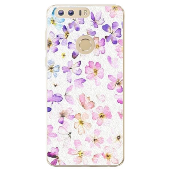 Plastové pouzdro iSaprio - Wildflowers - Huawei Honor 8