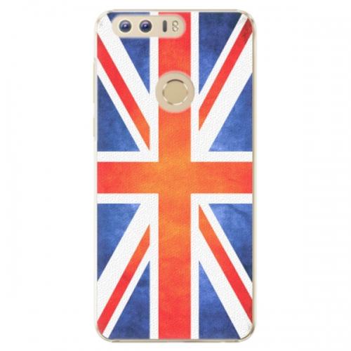 Plastové pouzdro iSaprio - UK Flag - Huawei Honor 8