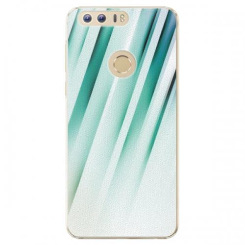 Plastové pouzdro iSaprio - Stripes of Glass - Huawei Honor 8