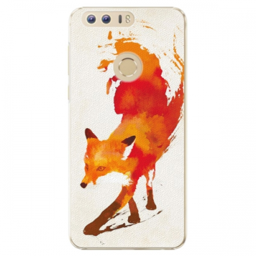Plastové pouzdro iSaprio - Fast Fox - Huawei Honor 8