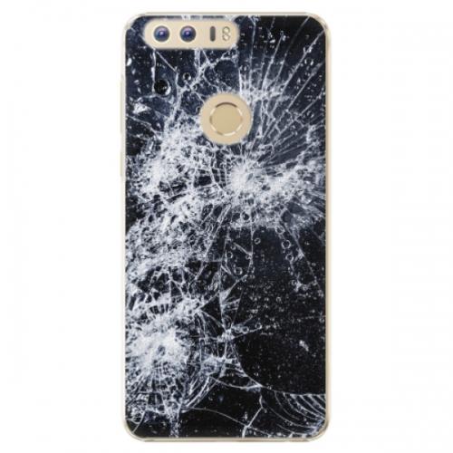 Plastové pouzdro iSaprio - Cracked - Huawei Honor 8