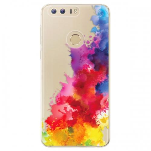 Plastové pouzdro iSaprio - Color Splash 01 - Huawei Honor 8
