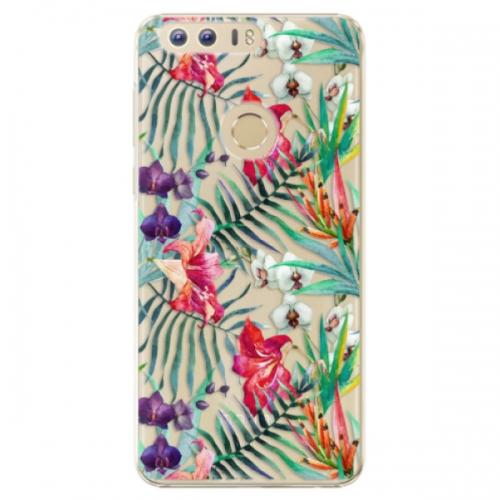 Plastové pouzdro iSaprio - Flower Pattern 03 - Huawei Honor 8