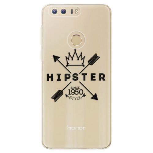 Plastové pouzdro iSaprio - Hipster Style 02 - Huawei Honor 8