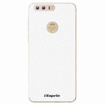 Plastové pouzdro iSaprio - 4Pure - bílý - Huawei Honor 8