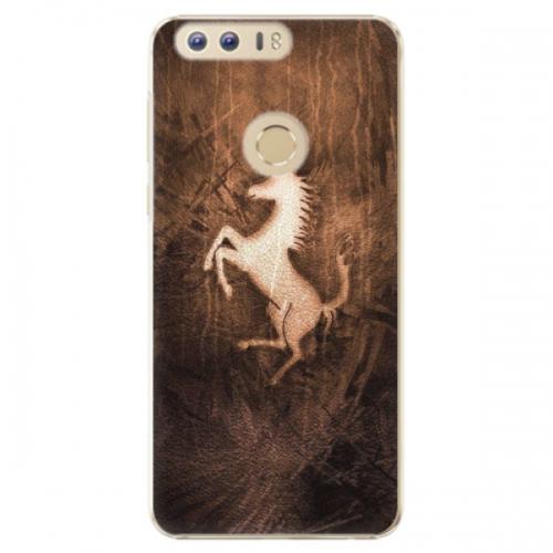 Plastové pouzdro iSaprio - Vintage Horse - Huawei Honor 8