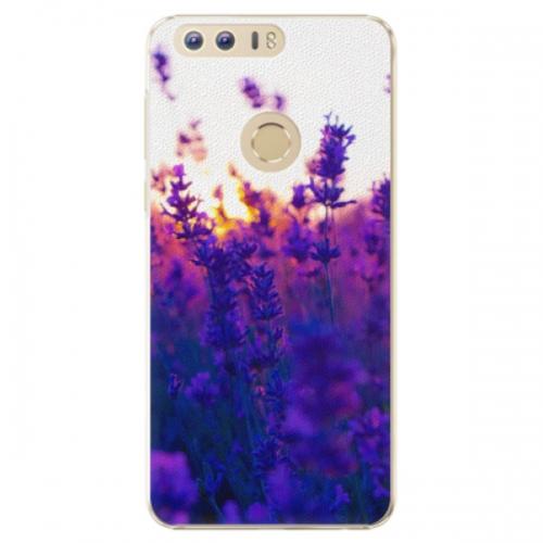 Plastové pouzdro iSaprio - Lavender Field - Huawei Honor 8