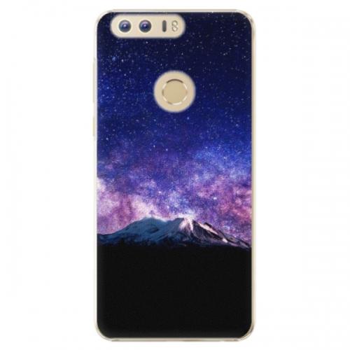 Plastové pouzdro iSaprio - Milky Way - Huawei Honor 8