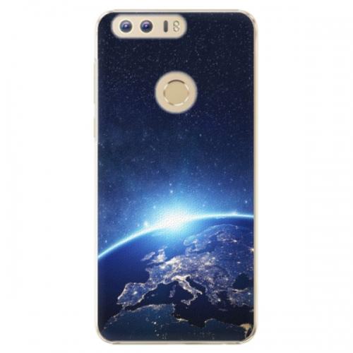 Plastové pouzdro iSaprio - Earth at Night - Huawei Honor 8