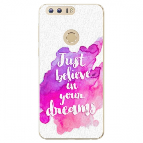Plastové pouzdro iSaprio - Believe - Huawei Honor 8