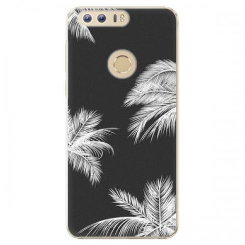 Plastové pouzdro iSaprio - White Palm - Huawei Honor 8