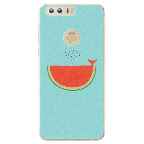 Plastové pouzdro iSaprio - Melon - Huawei Honor 8