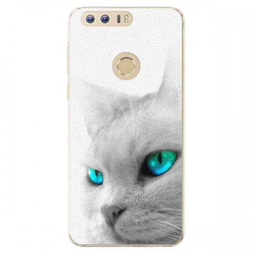 Plastové pouzdro iSaprio - Cats Eyes - Huawei Honor 8