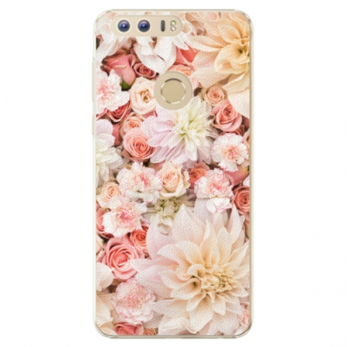 Plastové pouzdro iSaprio - Flower Pattern 06 - Huawei Honor 8