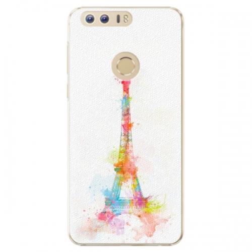 Plastové pouzdro iSaprio - Eiffel Tower - Huawei Honor 8