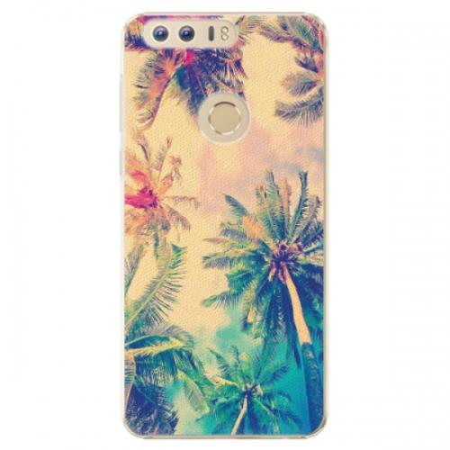 Plastové pouzdro iSaprio - Palm Beach - Huawei Honor 8