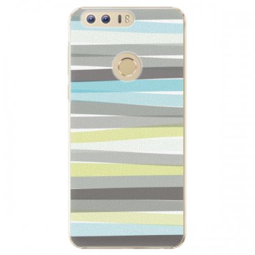 Plastové pouzdro iSaprio - Stripes - Huawei Honor 8