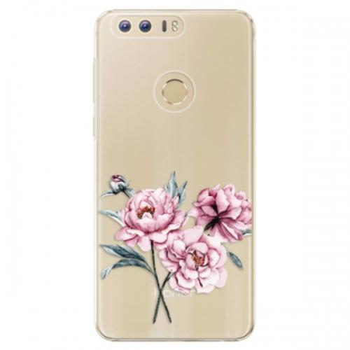 Plastové pouzdro iSaprio - Poeny - Huawei Honor 8