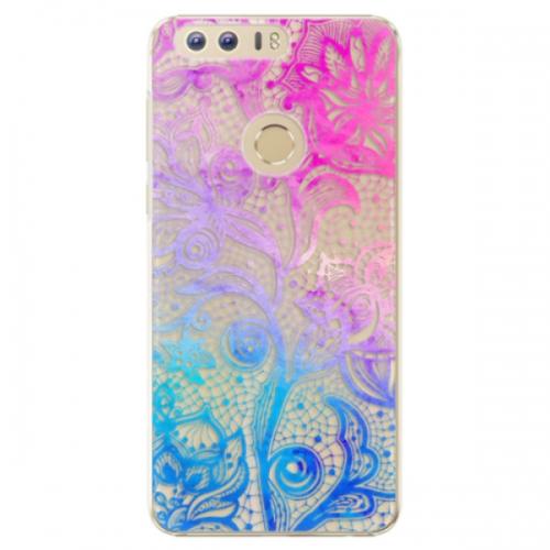 Plastové pouzdro iSaprio - Color Lace - Huawei Honor 8