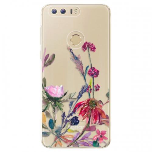 Plastové pouzdro iSaprio - Herbs 02 - Huawei Honor 8