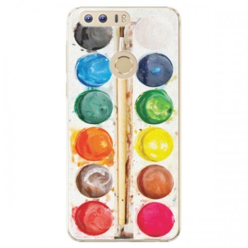 Plastové pouzdro iSaprio - Watercolors - Huawei Honor 8