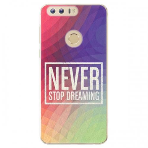 Plastové pouzdro iSaprio - Dreaming - Huawei Honor 8