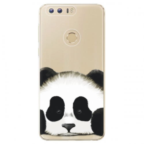 Plastové pouzdro iSaprio - Sad Panda - Huawei Honor 8