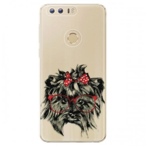 Plastové pouzdro iSaprio - Dog 03 - Huawei Honor 8
