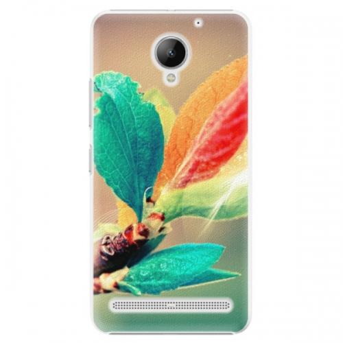 Plastové pouzdro iSaprio - Autumn 02 - Lenovo C2