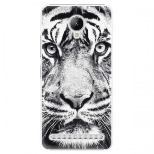 Plastové pouzdro iSaprio - Tiger Face - Lenovo C2