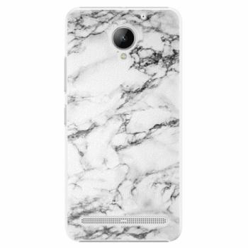 Plastové pouzdro iSaprio - White Marble 01 - Lenovo C2