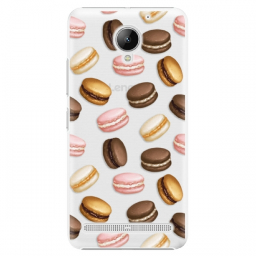Plastové pouzdro iSaprio - Macaron Pattern - Lenovo C2