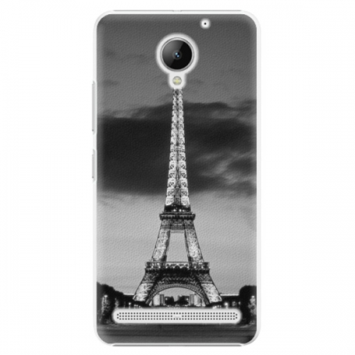 Plastové pouzdro iSaprio - Midnight in Paris - Lenovo C2