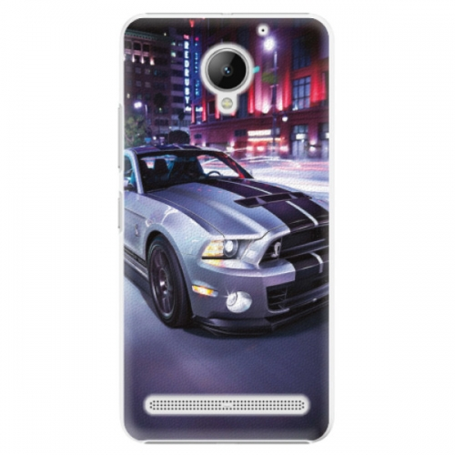 Plastové pouzdro iSaprio - Mustang - Lenovo C2