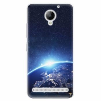 Plastové pouzdro iSaprio - Earth at Night - Lenovo C2