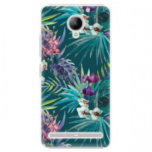 Plastové pouzdro iSaprio - Tropical Blue 01 - Lenovo C2