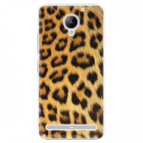 Plastové pouzdro iSaprio - Jaguar Skin - Lenovo C2