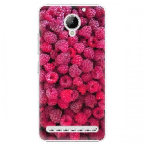 Plastové pouzdro iSaprio - Raspberry - Lenovo C2