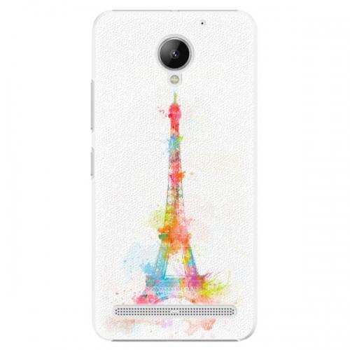 Plastové pouzdro iSaprio - Eiffel Tower - Lenovo C2