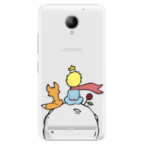 Plastové pouzdro iSaprio - Prince - Lenovo C2