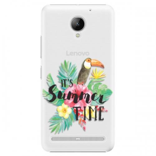 Plastové pouzdro iSaprio - Summer Time - Lenovo C2