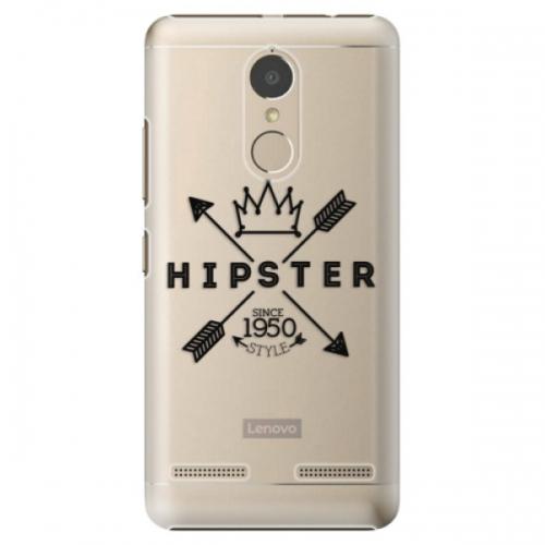 Plastové pouzdro iSaprio - Hipster Style 02 - Lenovo K6