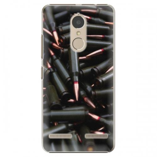 Plastové pouzdro iSaprio - Black Bullet - Lenovo K6